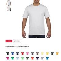 Футболки мужские, футболки женские 185